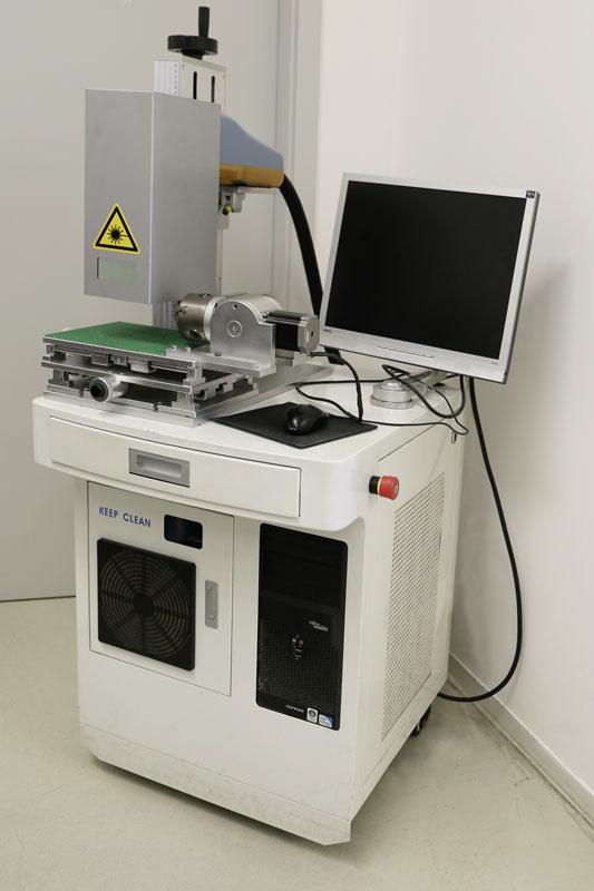 Laserbearbeitung Gravur EzCAD2.1 UNI