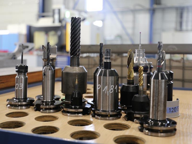 KROMATEC Maschinenbautechnik Werkzeuge