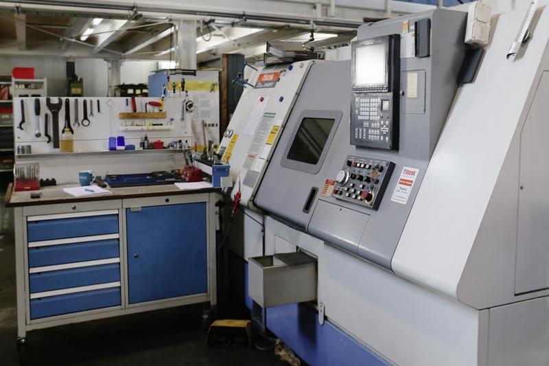 CNC Drehmaschine MAZAK SQT200MSY