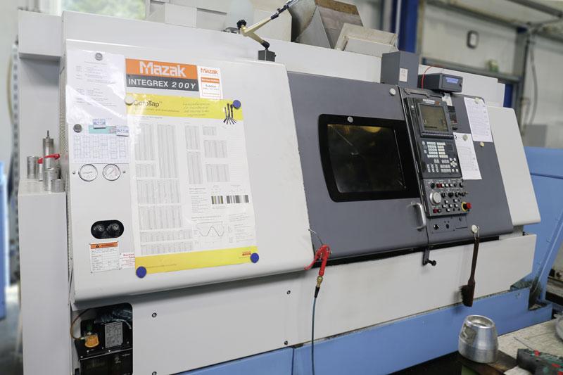 Mazak INTEGREX 200Y CNC Drehmaschine