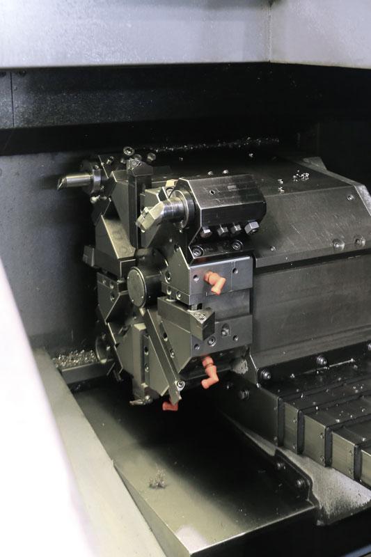 Mazak Quick Turn 20 CNC Drehmaschine