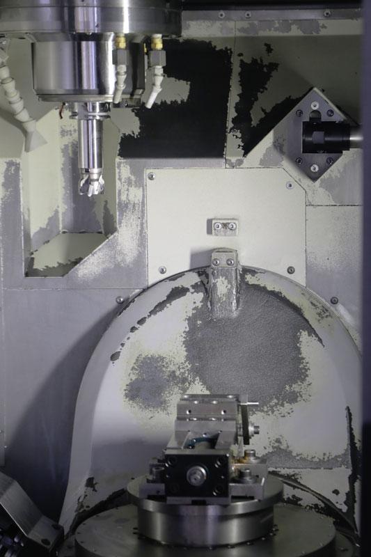Möri Seiki NMV3000 DCG